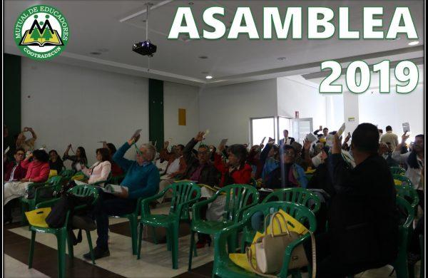 PORTADA ASAMBLEA 2019