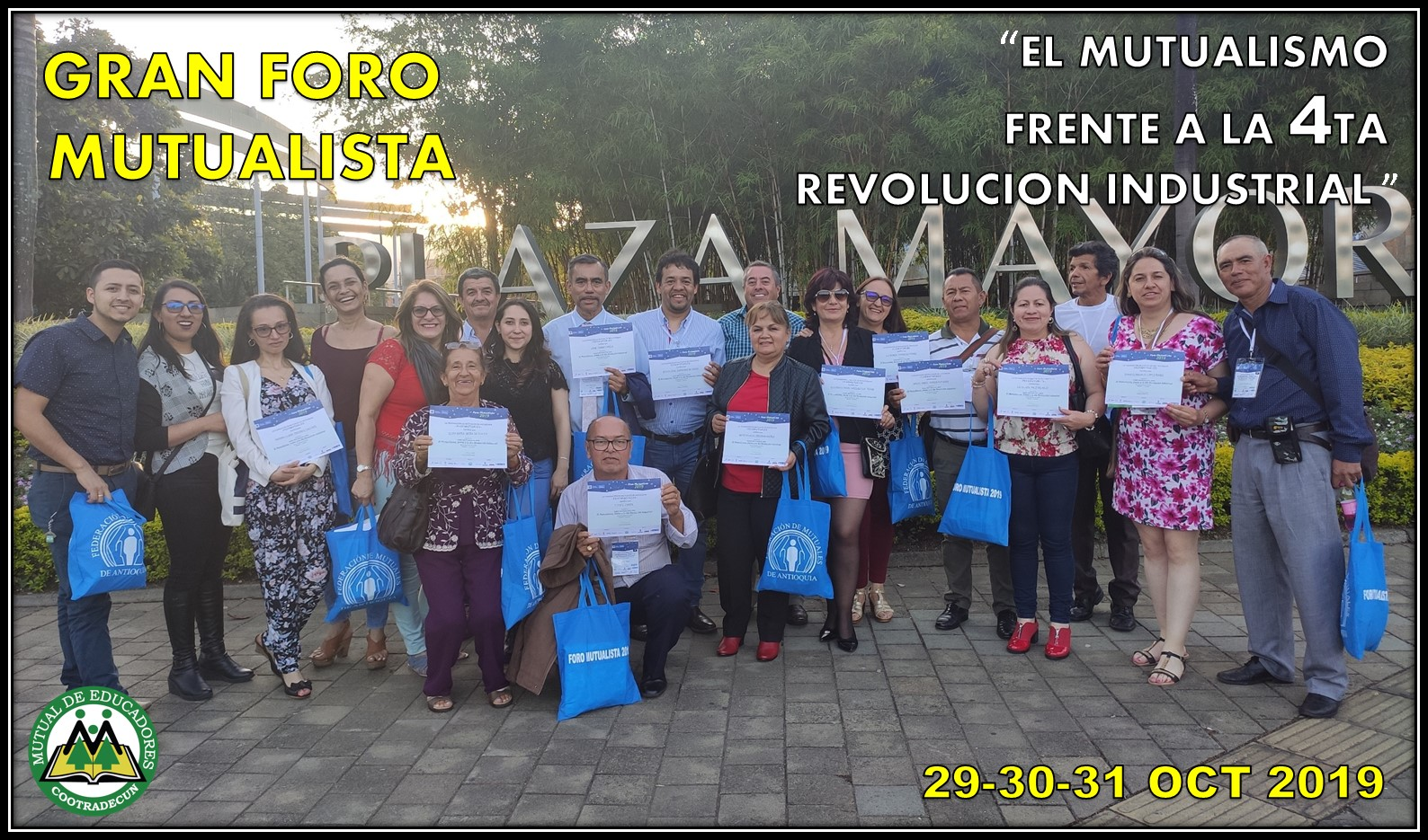 PORTADA FORO MUTUALISTA 2019