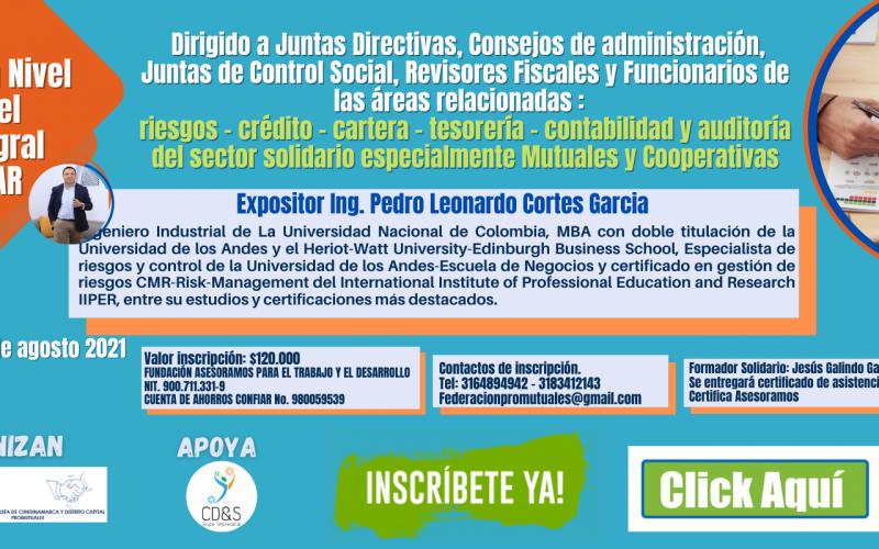 Expositor Ing. Pedro Leonardo Cortes Garcia